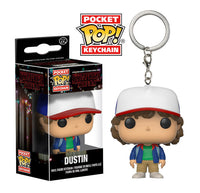 Pocket Pop Keychain Dustin (Stranger Things)