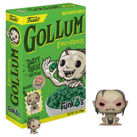 Gollum FunkOs Cereal w/Pocket Pop (Lord of the Rings) - Box Lunch Exclusive