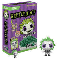 Beetlejuice FunkOs Cereal w/Pocket Pop [Damaged: 7.5/10]