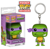 Pocket Pop Keychain Donatello (Teenage Mutant Ninja Turtles)