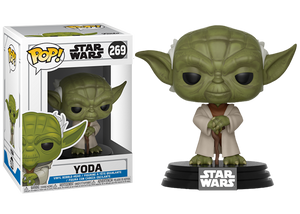 Yoda (Clone Wars) 269  [Damaged: 7/10]