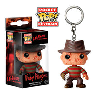 Pocket Pop Keychain Freddy Krueger (A Nightmare On Elm Street)