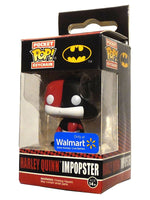 Pocket Pop Keychain Harley Quinn Impopster - Walmart Exclusive