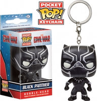Pocket Pop Keychain Black Panther (Civil War)