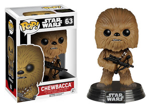 Chewbacca 63 Pop Head