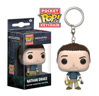 Pocket Pop Keychain Nathan Drake (Uncharted 4)