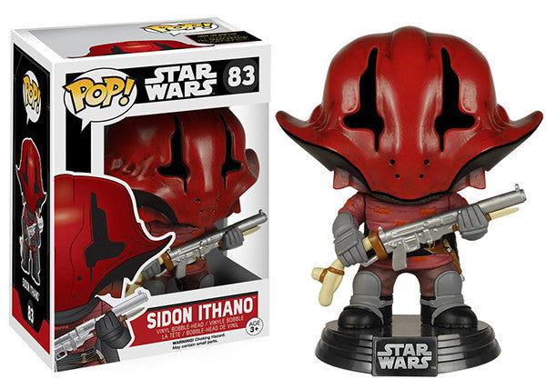 Sidon Ithano 83 Pop Head