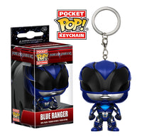 Pocket Pop Keychain Blue Ranger (Power Rangers)