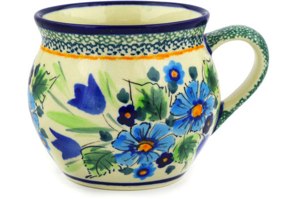 12 oz Bubble Mug - 165ART | Polish Pottery House