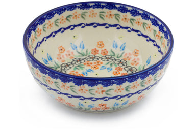 4 cup Serving Bowl - D119 | Polish Pottery House