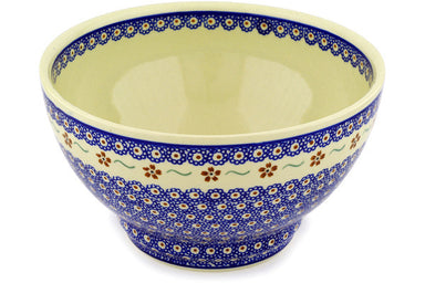 14 cup Serving Bowl - 864 | Polish Pottery House