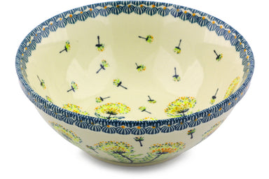 5 cup Serving Bowl - P9241A | Polish Pottery House