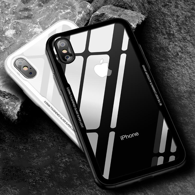 Clear View Protective Case - Elegant Case