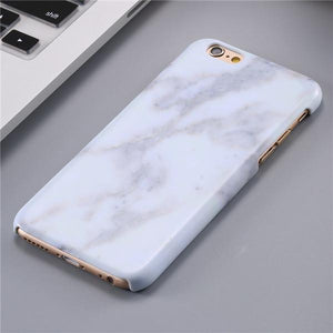 Marble Stone Back Cover - Elegant Case