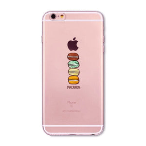 Rainbow Silicone iPhone Cases - Elegant Case