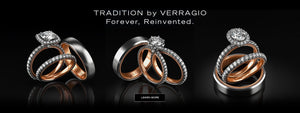 Tradition collection by verragio. Forever, reinvented. Birmingham jewelry