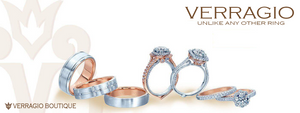 Verragio - Unlike any other ring. Vintage, modern elegance in an engagement ring.