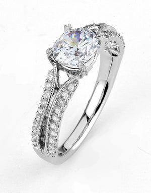 Supreme - SJG7356XR, Engagement Ring, Supreme Jewelry - Birmingham Jewelry