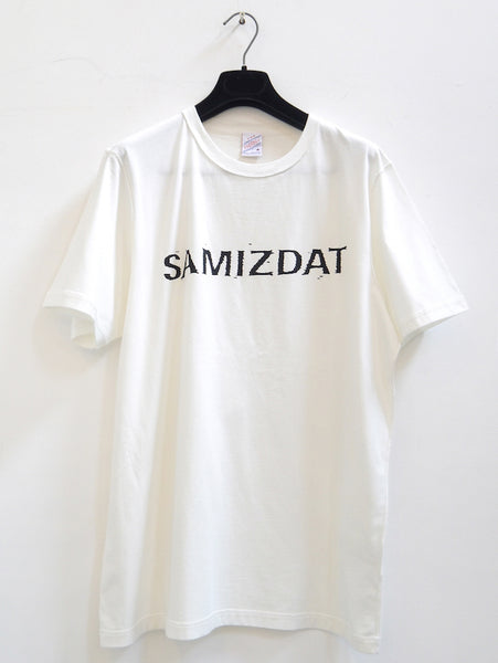 SM001 DIY LOGO T-SHIRT - OFF WHITE