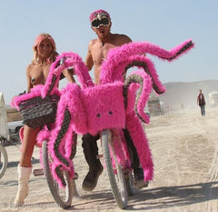 Pink Octopus Festival Costume
