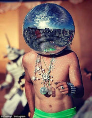 Disco Ball Outfit