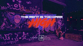 The Rent Is Too Damm High (Short Film) | New York City Lower East Side Art Scene
