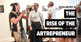 The Rise of the Artrepreneur