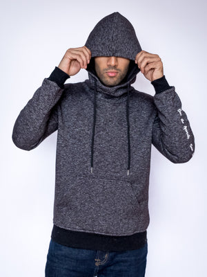 Men's Wander Hoodie - Dark Heather