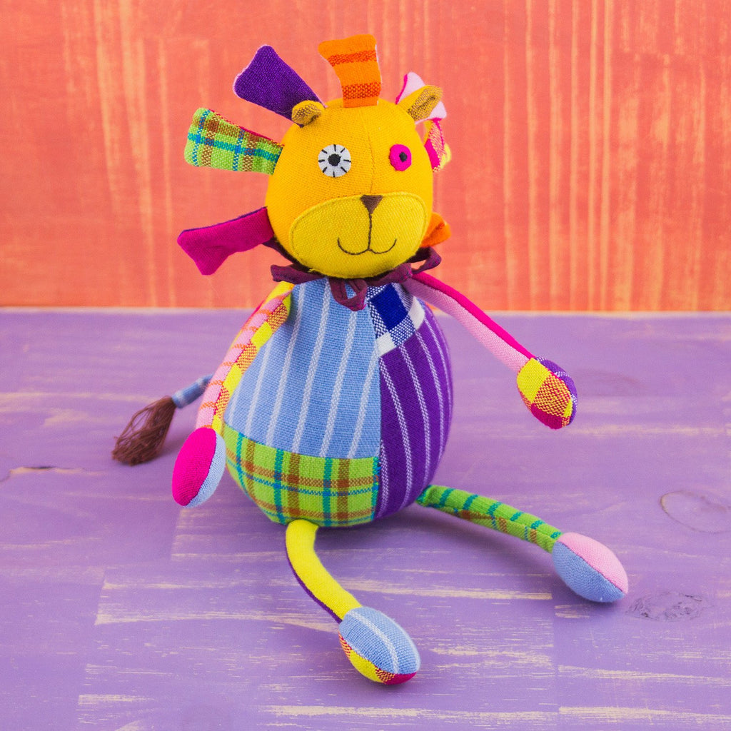 Patchwork Doll Lion