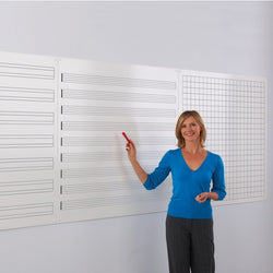 Printed Modular Whiteboards
