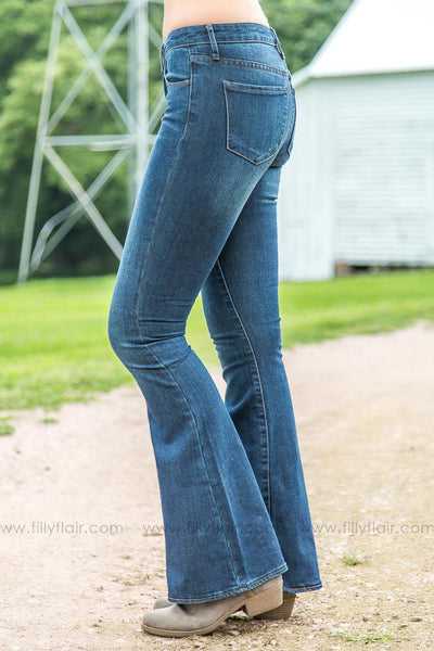 Articles of Society North Port Flare Jeans - Filly Flair