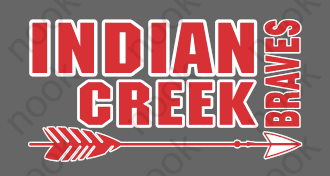 Indian Creek Braves - Red