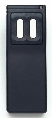 Linear MegaCode MDT-2B 3-Button Custom Block Coded Remote Control with Visor Clip (minimum 10)
