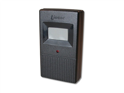 Linear MT-1B 1-Button Block Coded Remote Control with Visor Clip (minimum 10)