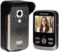 Seco-Larm DP-236Q ENFORCER Wireless Video Door Phone