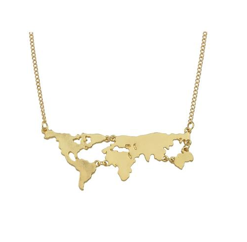 World Star Pendant Necklace