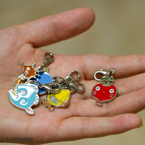 Picolette Zipper Pull Charms - Mystery Box