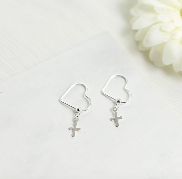 Silver Mini Cross + Chain Multi Pack