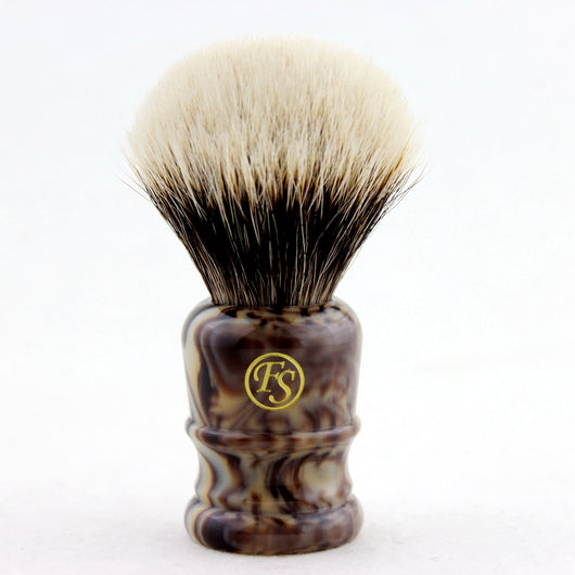 24MM 2 Band Finest Badger Hair Shaving Brush FI24-MM26