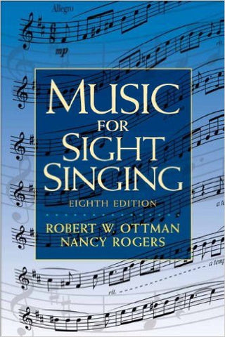 Music for Sight Singing (8th Edition)
