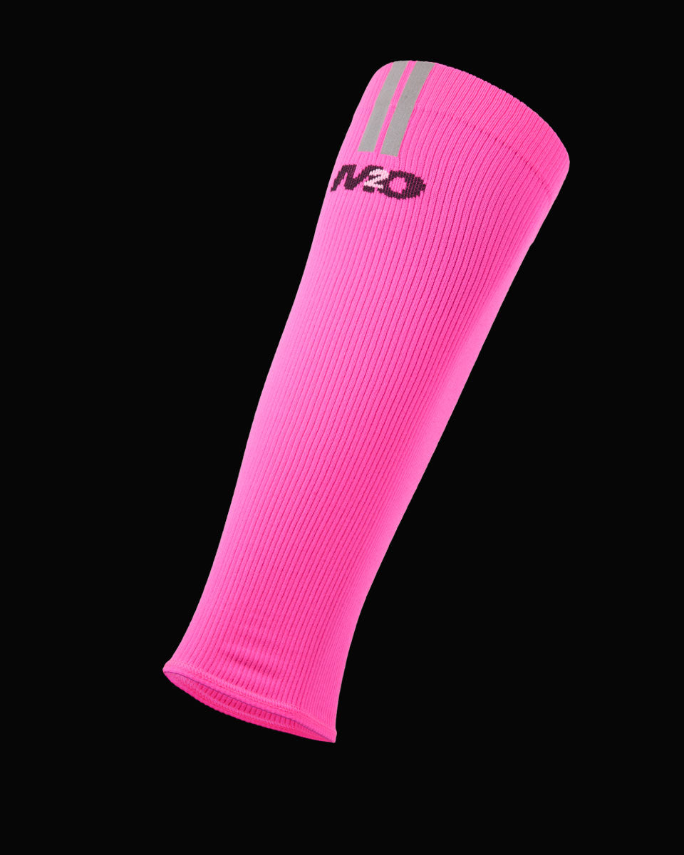 M2O Calf Compression Sleeve - Pink - M2O Industries