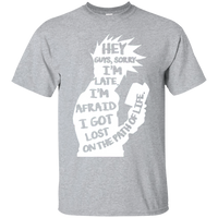 Kakashi - Path of Life t-shirt