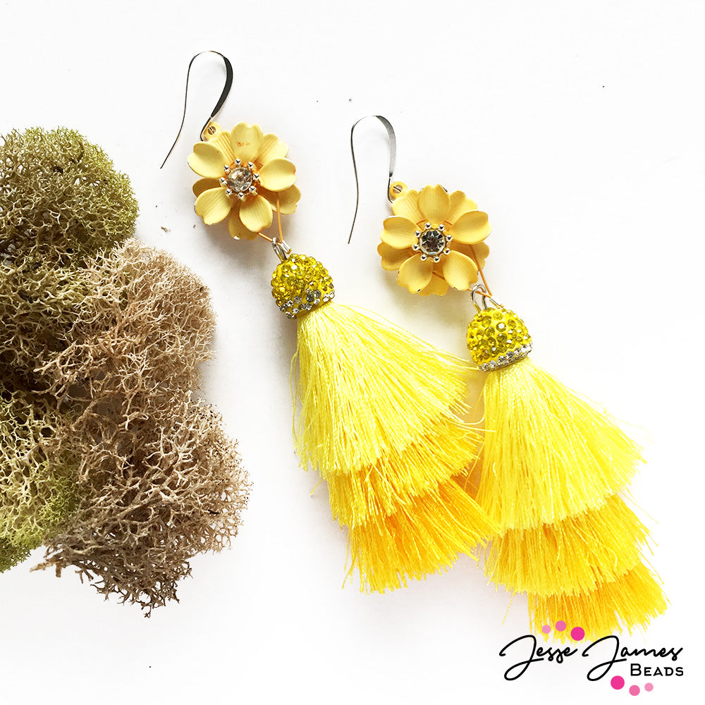 How-To Video: Get Happy Earrings