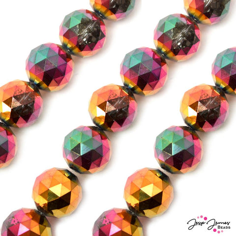 Bead Set in Dusk Til Down 20MM Chichi Glass