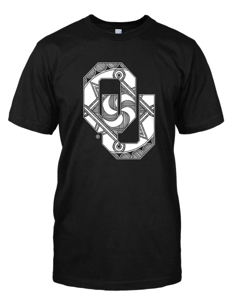 """OU"" Design T-Shirts - Adult"