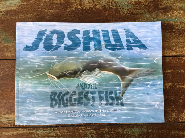 Joshua and the Biggest Fish: A Muscogee Creek Adventure (Softcover)