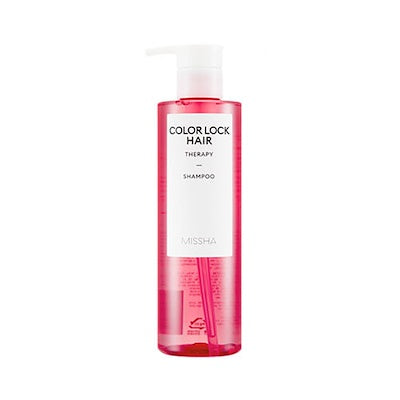 Color Lock Hair Therapy Shampoo - Missha Middle East