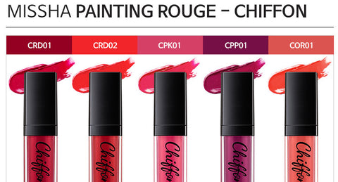 Painting Rouge [Chiffon] - Missha Middle East