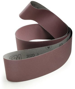 3M™ 302D Sanding Belt, 2 in. x 132 in. 80 Grit, 10 pk.Liquid error (product-grid-item line 33): comparison of String with 0 failed