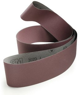 3M™ 302D Sanding Belt, 2 in. x 132 in. P100 Grit, 10 pk.Liquid error (line 13): comparison of String with 0 failed